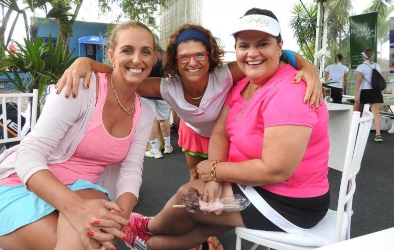Saldo positivo de uma Copa de Tênis